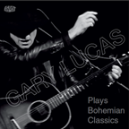 cover of Gary Lucas	Plays Bohemian Classics